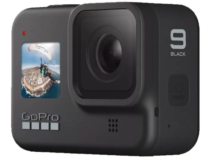 GOPRO kamera Hero 9 Black CHDHX-901-RW crna