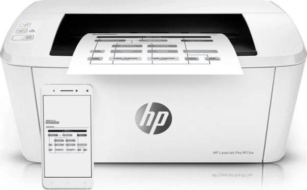 HP Laserski printer HP LaserJet Pro M15w W2G51A