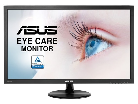 "Monitor Asus 23.6"" VP247HAE FullHD 5ms VGA HDMI 3yw"