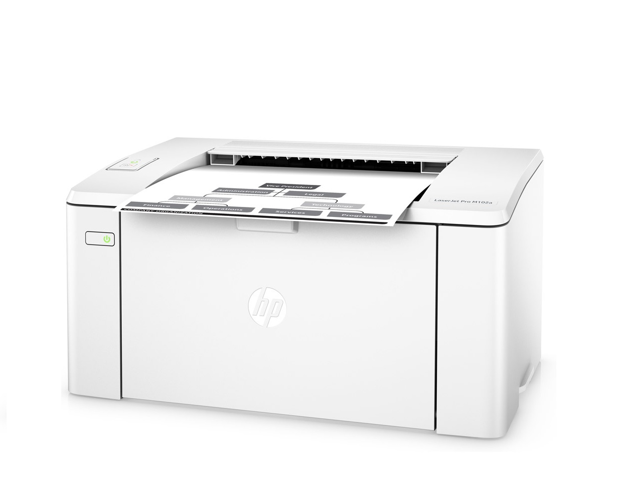 Laserski printer HP LaserJet M102A Q3Q34A