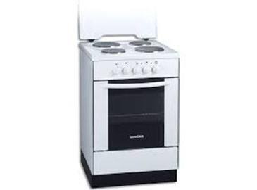 Koncar štednjak SE 5640 BK3