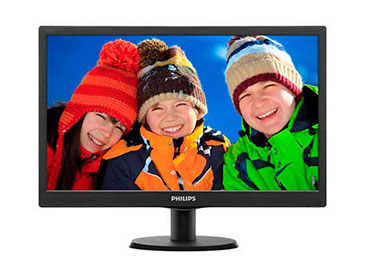 Philips monitor 18.5'' 193V5LSB2//10