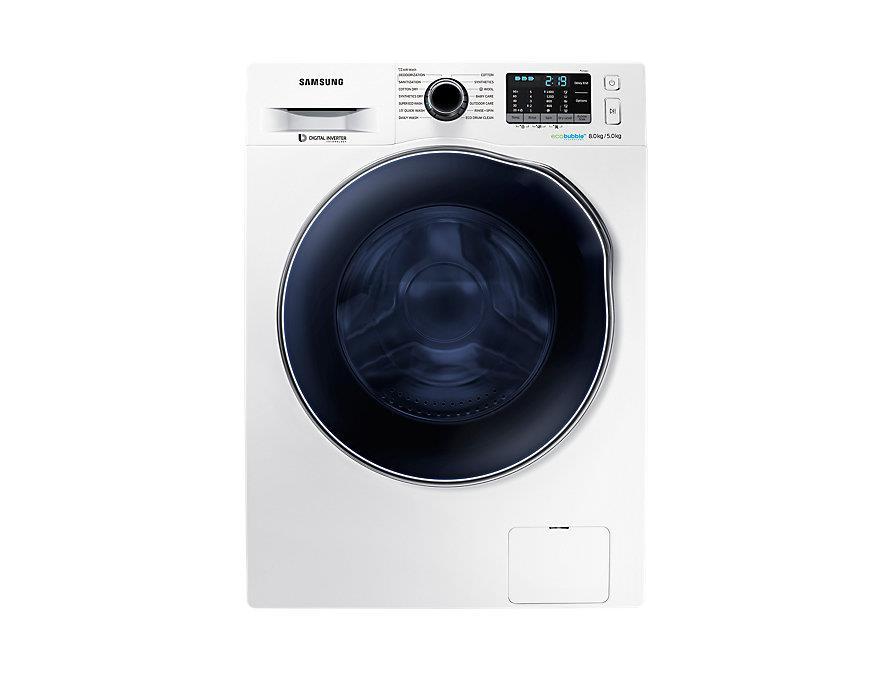 Samsung masina za pranje i susenje vesa WD80J5A10AW/LE, xww