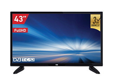 Vox LED TV 43DSA311B