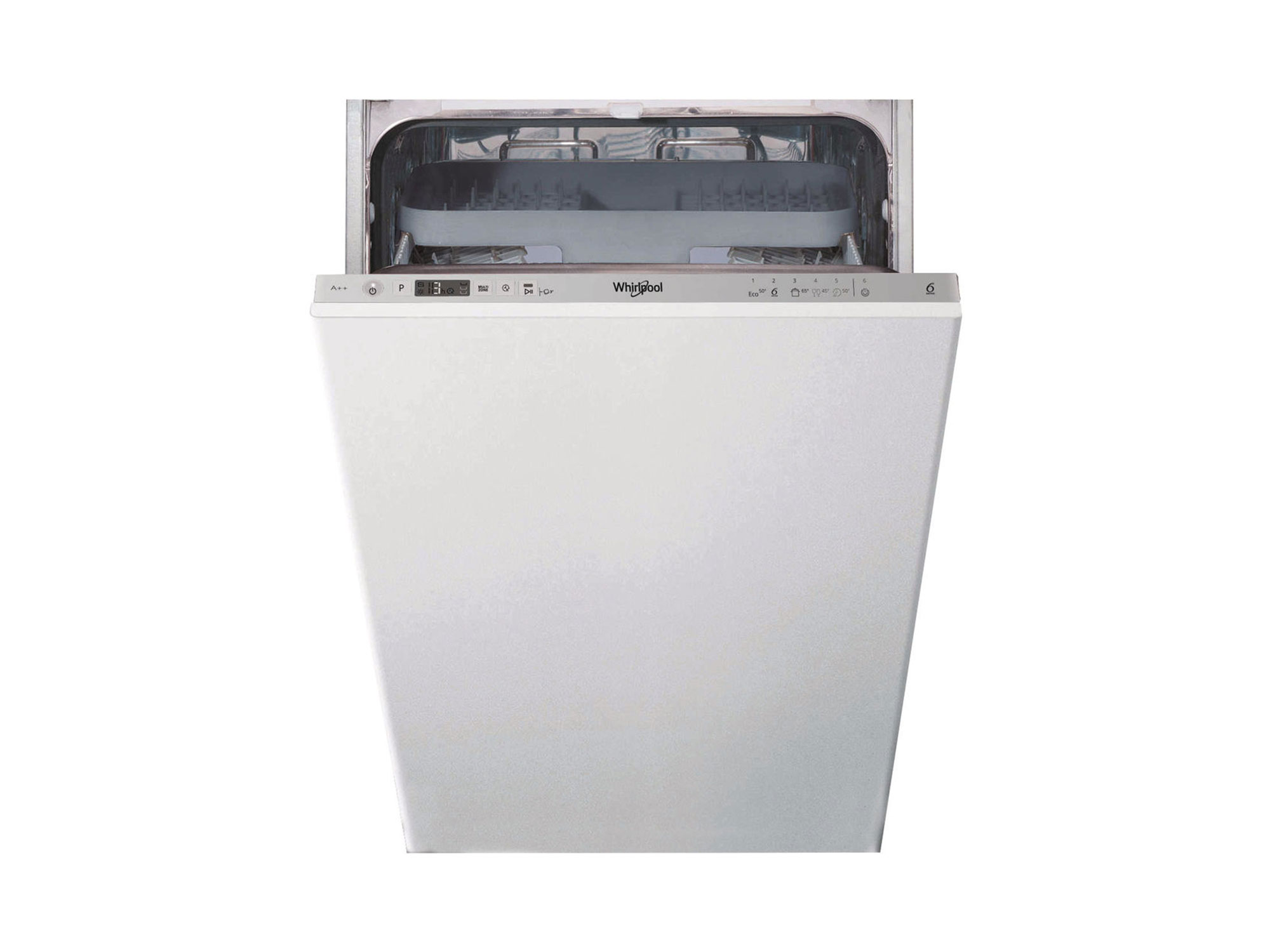 Whirlpool ug.mašina za posude WSIC 3M27 C #BLACKFRIDAY
