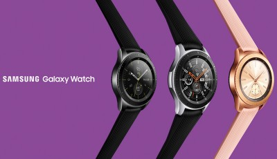 Novi Galaxy Watch