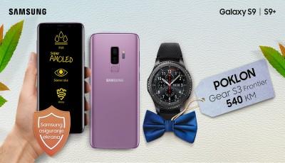 Super Akcija Samsung S9/S9+